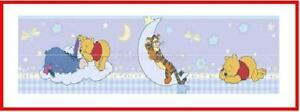★ Disney Winnie the Pooh REMOVABLE WALL BORDER NEW ★