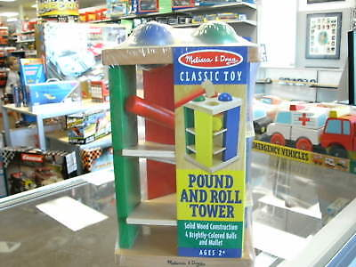 Melissa & Doug 3559 - Pound And Roll Tower