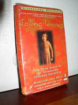 Falling Leaves By Adeline Yen Mah (1999, Audio Cassette