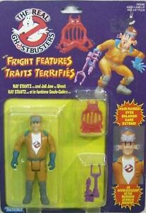 Kenner Real Ghostbusters Fright Feature Ray Stantz(MOC)
