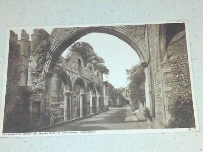 Canterbury Cathedral #18 postcard