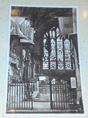 Canterbury Cathedral #27 postcard
