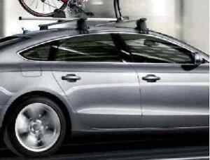 Genuine Audi A5 Sportback Roof Bars 2009 Gt Ebay