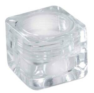 10-x-3g-Small-Sample-Square-Cosmetic-Jars-with-lid
