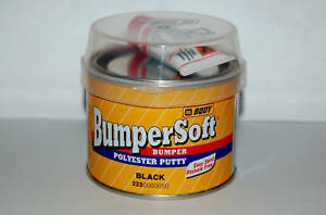 CAR-BUMPER-PLASTIC-repair-filler-250G-BLACK