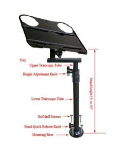 CAR-LAPTOP-MOUNT-TRUCK-VEHICLE-NOTEBOOK-STAND-HOLDER