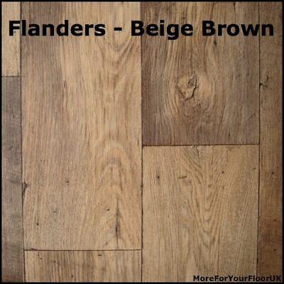Non slip vinyl flooring kitchen bathroom cheap lino 3m ebay for Cheap lino floor covering