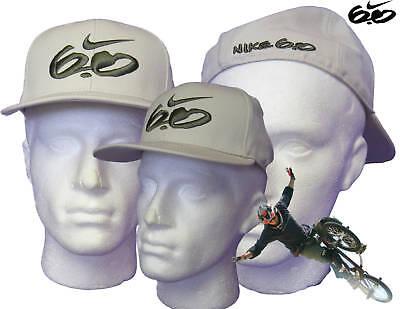 Nike 6.0 Bmx Baseball Cap Size 7 3/8 59mm