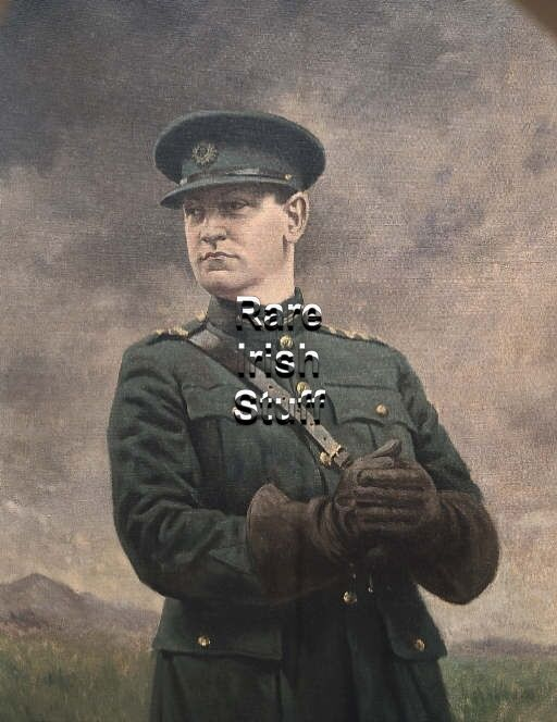 Michael Collins Irish Patriot Photo Portrait Ireland