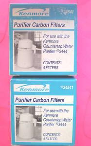 8 Kenmore Countertop Purifier Distiller Carbon Water