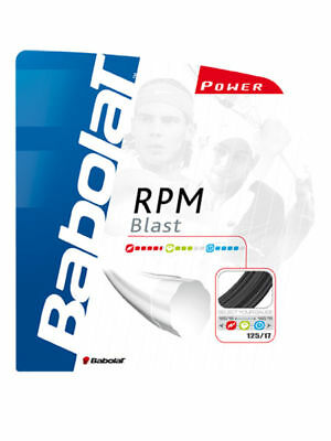 Babolat RPM Blast Tennis String  17/1.25mm or 16/1.30mm