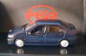 ALFA ROMEO 146 1.7 16V blue FONCE PEGO PG0002 PG0002 PG0002 1 43 1995 ITALIE LHD blue blueE cad768