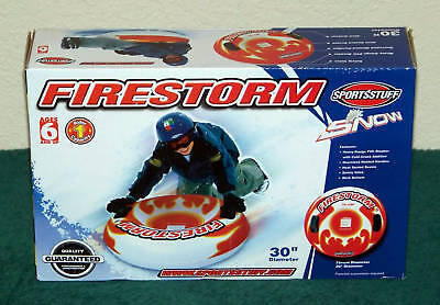 Sportsstuff - Firestorm Snow Tube - 30 Diameter