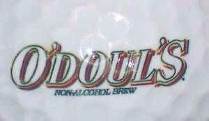 E-1-ODOULS-NA-NON-ALCOHOL-BREW-BEER-LOGO-GOLF-BALL