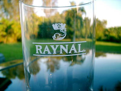 Raynal With Whale And Crown Whiskey Only One Glass In Wrap