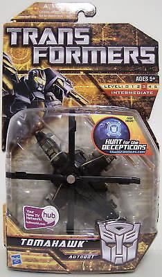 Tomahawk Transformers Hftd Deluxe Class Autobot Figure 2010