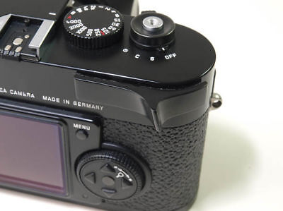 Thumbie grip for Leica M8, M9, M9-P, MM or ME