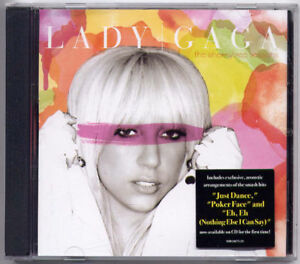 LADY-GAGA-The-Cherrytree-Sessions-2009-US-3-trk-CD-single-SEALED-NEW