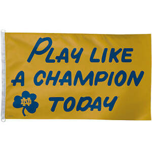 Notre-Dame-Fightin-Irish-Play-Like-A-Champion-Today-3x5-Polyester-Flag-Banner