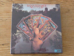 Renaissance-Turn-Of-Cards-Promo-Box-Japan-Mini-LP-no-cd-annie-haslam-Q