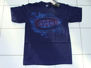 Montreal-Canadiens-Off-Road-Black-T-Shirt-NHL-M-2011