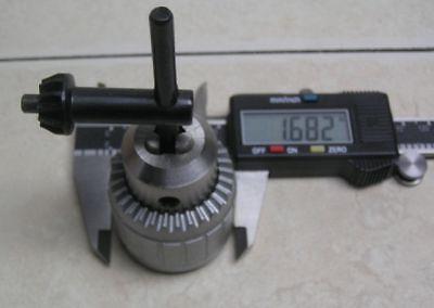 Milling Machine Jacobs Chuck 1/2 Mount 3/8 Cap