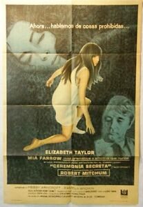 Secret-Ceremony-Argentinean-Movie-Poster-60s