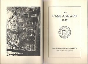 1937-HOPKINS-GRAMMAR-SCHOOL-YEARBOOK-NEW-HAVEN-CONN