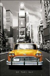 New York (Taxi No 1) - Maxi Poster