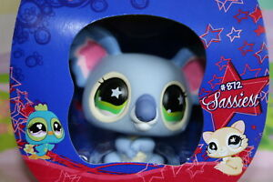NEW RARE LIMITED SPECIAL EDITION LITTLEST PET SHOP AUSSIE KOALA BEAR #872