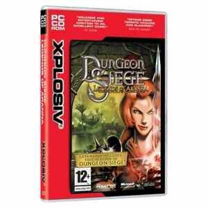 DUNGEON SIEGE Legends of Aranna Full Game + Expansion