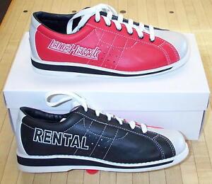 Size Bowling Shoes Rental