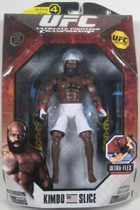 JAKKS UFC DELUXE Series 4 - KIMBO SLICE Figure - New!