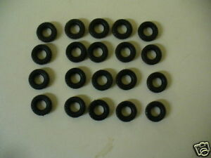 18mm-black-Military-replacement-dinky-tyres-pack-of-20