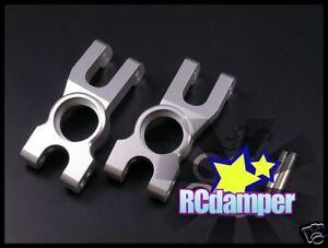ALUMINUM REAR HUB KNUCKLE UPRIGHT S KYOSHO 1/8 MP7.5 MP777 MP 7.5 777 US SPORT 2