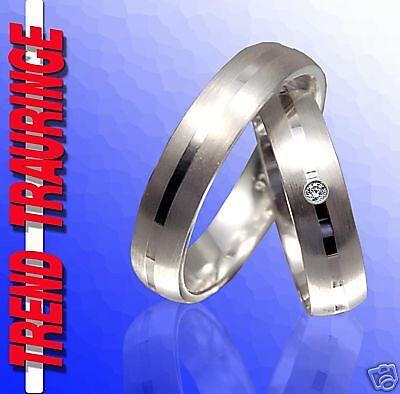 2 Silber Partnerringe Trauringe Verlobungsringe Eheringe & Gravur Gratis * T19-1