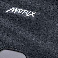 2003 - 2008 Toyota Matrix 2WD Carpet Floor Mats, Dark Gray, OEM   PT206-12042-03
