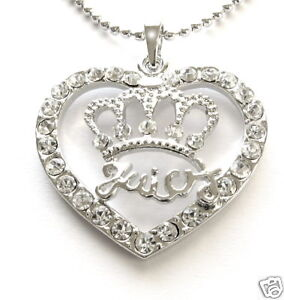 HEART-amp-CROWN-CHARM-CRYSTAL-NECKLACE-16-034-18-034