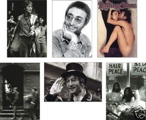 John-Lennon-of-The-Beatles-POSTCARD-Set