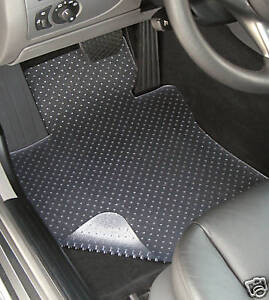 2008 2009 2010 2011 2012 2013 Land Rover LR2 Vinyl Protector Floor Mats 4pc Set