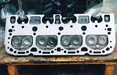 350-Chev-Head-new-complete-ULP-Mercruiser-Volvo-OMC