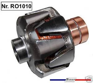 Rotor-Laufer-Lichtmaschine-12-V-Bosch-BMW-Motorrad-R45-R50-R60-R65-R75-R80