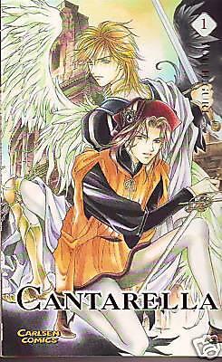 Cantarella Nr.1 / 2004 You Higuri