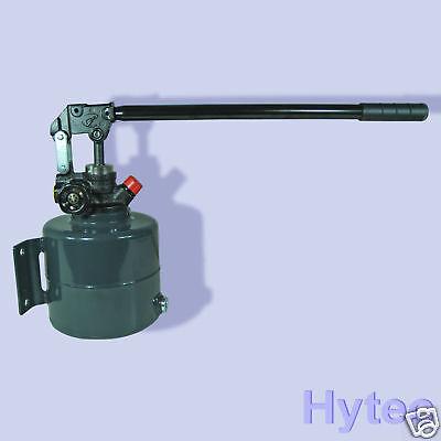 Hydraulik-Handpumpe, einfach wirkend, 200 bar