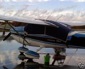 Cessna  Color Sunbrella cabin and Windshield Cover 172