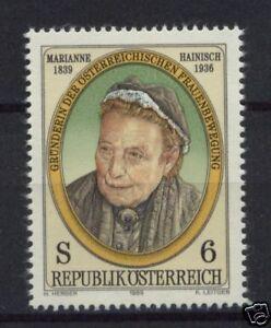 Austria-1989-SG-2186-Marianne-Hainesch-MNH