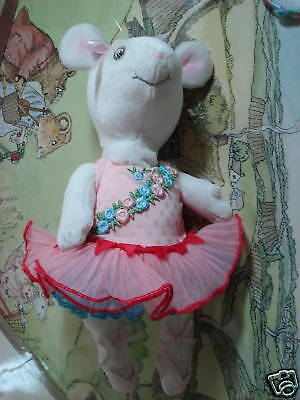 AMERICAN GIRL ANGELINA BALLERINA STAR OF THE SHOW TUTU DRESS ONLY NEAR MINT