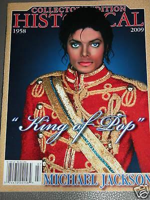 MICHAEL JACKSON'S  EDITION 1958 - 2009 - MINT ISSUE!
