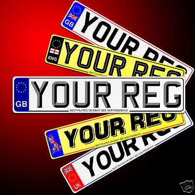 QUALITY CUSTOM CAR NUMBER PLATES AND SHOW PLATES