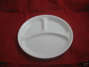 4-New-Corelle-Winter-Frost-White-Divided-Plates-10-1-4